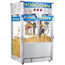 Máquina Para Hacer Palomitas Para Negocio O Cafetería Popper