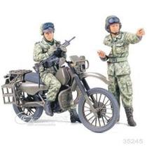Tanque Tamiya Soldados Japoneses Moto 1/35 Armar Pintar