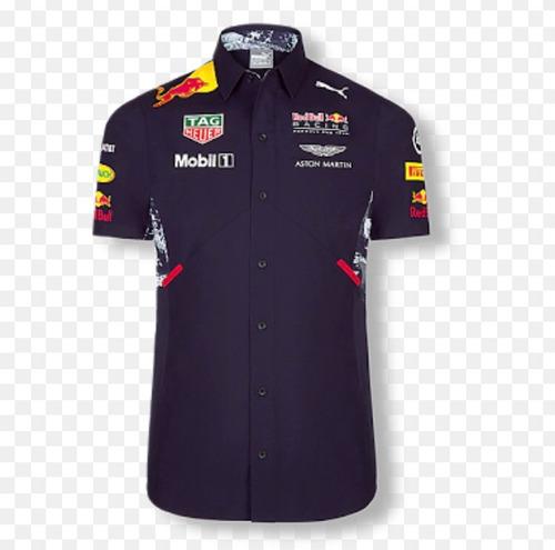 054aa52247 Camisa Red Bull Racing - Puma 2017