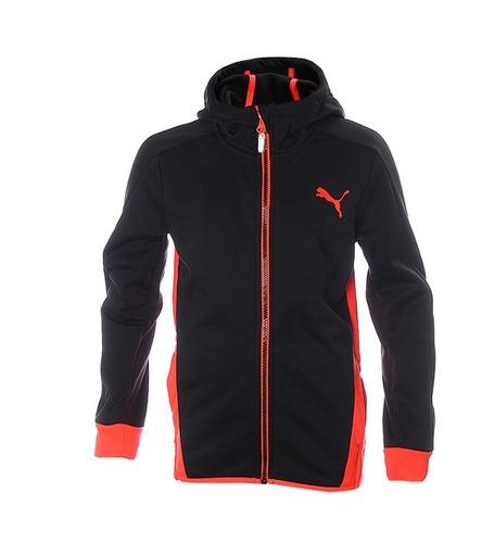 Sudadera Puma Niños Active Tech Fleece Keeps You Warm.   549 b032fa9ee3108