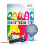 Wii Disney Sing It Bundle Con Micrófono
