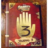 Diario 3 Libro Gravity Falls [ Journal 3 ]  Envío Gratis*