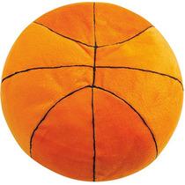Cojin Redondo Basketball Con Forma De Balon Vianney Vng
