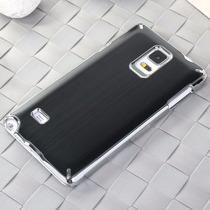 Samsung Galaxy Note 4 N9100 Tapa Trasera Protectora Aluminio