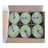 Dvd-r Greenpad Por Caja 600 Pzs Incluye Celofan
