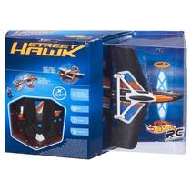 Hot Wheels Street Hawk Carro Y Avion A Control Remoto