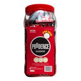 Prudence Clasico Con 100 Condones Vitrolero Gratis