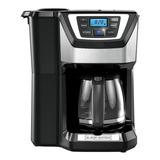 Cafetera Black+decker Mill & Brew Cm5000 Black 110v