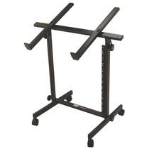 Stand O Rack Ajustable Para Mezcladora Y Procesadores