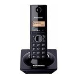 Teléfono Inalámbrico Panasonic Kx-tg1711 Negro