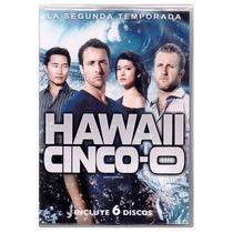 Hawaii Cinco - 0 Segunda Temporada 2 Dos Serie Tv En Dvd