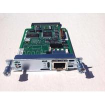 Tarjeta Cisco Vwic2-1mft-t1/e1 Nueva