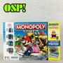 Monopoly Gamer Nintendo Hasbro Wario Y Poster Envio Gratis