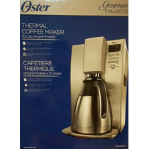 Cafetera Gourmet Oster 4411