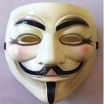Mascara V De Venganza Vendetta Anonymous Envio Gratis