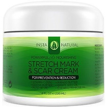 Stretch Mark Cream - Para Estrías Eliminación Y Prevención -