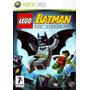 Batman Lego Xbox 360