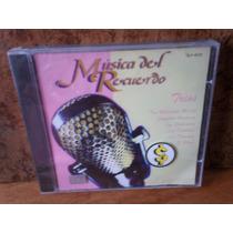 Musica Del Recuerdo. Trios. Cd.