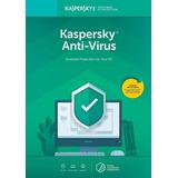 Kaspersky Antivirus 1 Pc Licencia 100% Original Envio Gratis