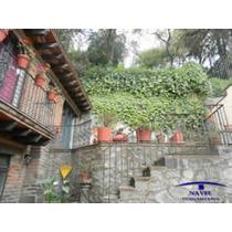 Casa Sola En San Bartolo Ameyalco, Calzada Al Desierto De Los Leones