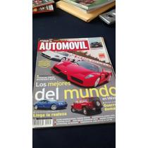 Revista Automóvil - Los Mejores Del Mundo