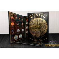Álbum Coleccionador P/ Monedas Antiguas 70, 80 C/regalo