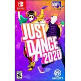 Just Dance 2020 Nintendo Switch Nuevo Sellado En Fisico