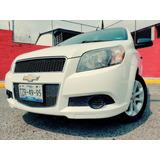 Chevrolet Aveo 1.6 Lt Mt 2012