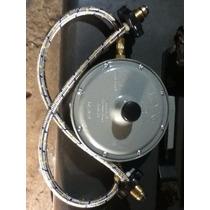 Regulador De Gas 2 Vías Lp Iusa
