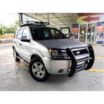 Ford Ecosport 2007 5p Std 4x2 Tela Xenon Motor 2.0 Lts 4 Cil