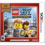 °° Lego City Undercover Nintendo Selects 3ds °° En Bnkshop