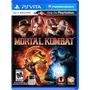 Mortal Kombat Psvita Nuevo Sellado + Envio Gratis