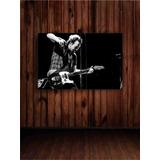 Pearl Jam Cuadro Decorativo Aluminio Eddy Vedder Rock