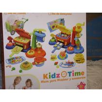 Masas De Moldear Y Accesorios Kidz Time