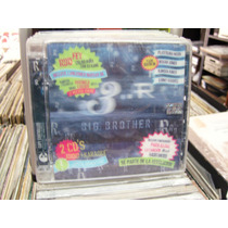 Big Brother 3r 2 Discos Nuevo Portada 3d Rbd Fey Veronica