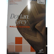 Malla Pantimedia Dorian Grey Línea Italiana Mod Sharon