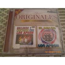 Cd Los Apson Originales Peerless Vol. 3 Wmm 2014 El Arado