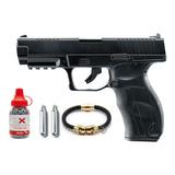Pistola Umarex 9xp Blowback Co2 177 Postas Tipo Beretta Apx
