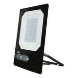 Reflector Led 100w Exterior Luz Fria Remate 110 - 220 Volts