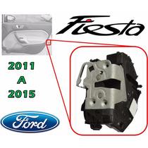 11-15 Ford Fiesta Cerradura Electrica Puerta Delantera Der.