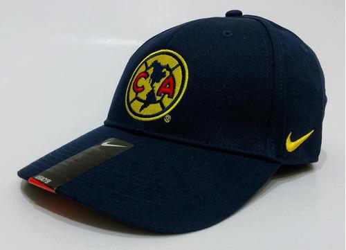 Club America Nike Gorra   Azul Legacy91 Unisex Original -   529 en ... 823fd08d28e