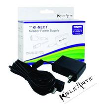 Adaptador Kinect Xbox 360 Cargador De Corriente Sensor Fat