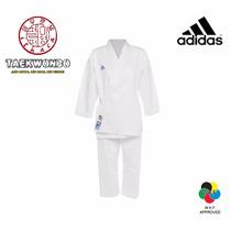 Uniformes Adidas - Karategui Training Kata Adidas Wkf