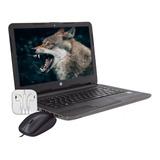 Laptop Hp 240 G5 14  Intel Celeron 500gb Ram 4gb + Kit