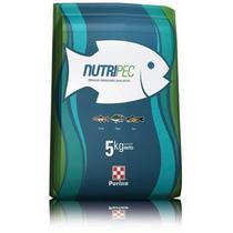 Nutripec Alimento Tilapia,trucha, Bagre Iniciacion 1.0mm