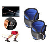 Par De Grilletes Correas Para Tobillo Gym Crossover Crossfit