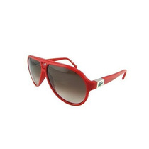 Gafas Lacoste Gafas De Sol Aviator Piloto L507s - 615 (rojo