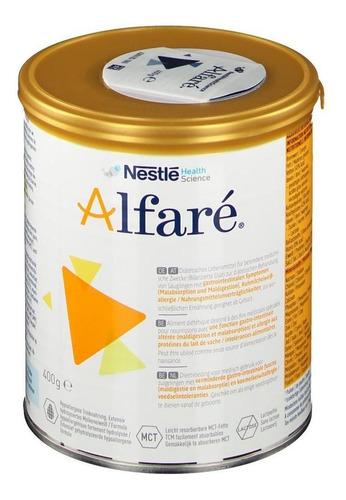 Fórmula Para Lactantes En Polvo Nestlé Alfaré En Lata De 400g