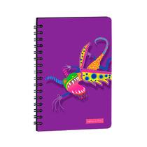 Libreta Cuderno Chica C/suave Alebrije Mexico En Papel