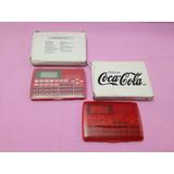 Agenda Electronica Coca Cola Año 1990 Empaque Original